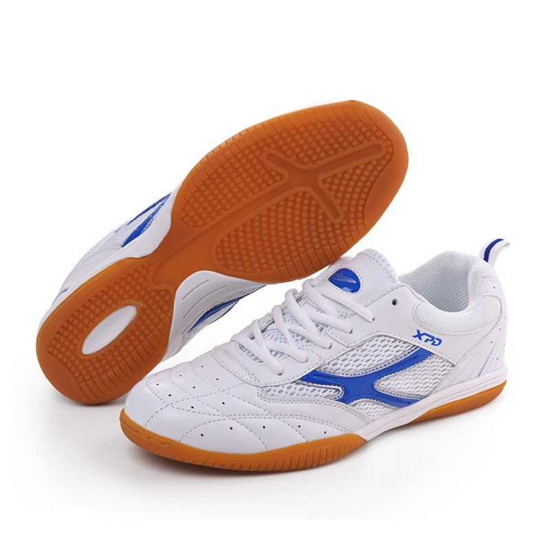 Unisex Training Table Tennis Shoes Men Shock Anti-Slippery Professional Sneakers Women Breathable Tennis Shoes Handball Shoes