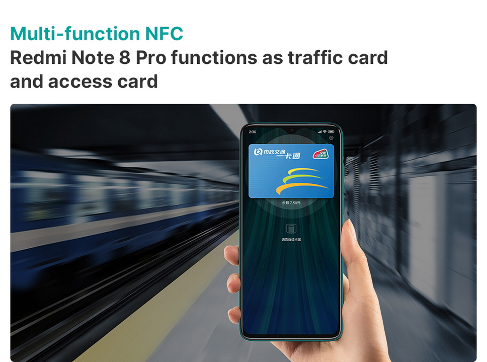 Redmi Note 8 Pro Smartphone
