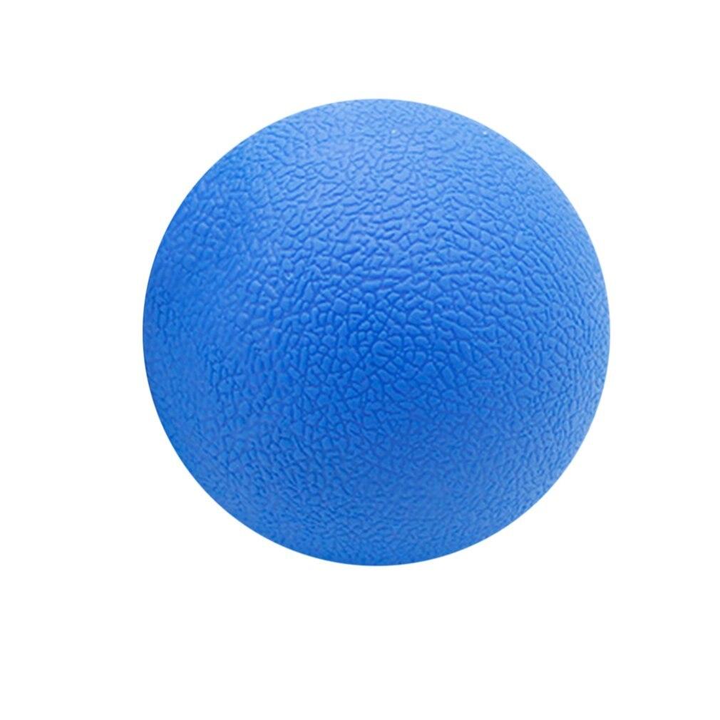 Fitness Relieve Gym Single Ball Massage Ball Training Fascia Hockey Ball 6.3cm Massage Fitness Balls Relax Muscle Balls