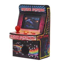 المحمولة الرجعية وحدة تحكم بجهاز لعب محمول 8 بت البسيطة ماكينة لعبة الأركيد 240 الكلاسيكية ألعاب بنيت في