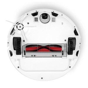 Image 4 - 2019 Roborock S6 מקורי Roborock חילוף ערכות ניקוי מברשות: 1PC ראשי מברשת, 2pcs לבן מברשת Roborock S6 T6