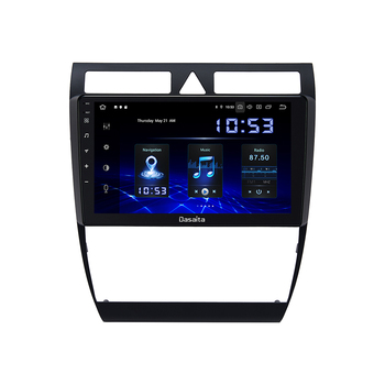 Roadanvi 9 IPS Autoradio Car Stereo Android 10.0 for Mazda 6 GPS 2003 2004 2005 2006 2007 2008 Navigation System TDA7850 DSP image