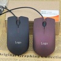 M20 Cabo USB Do Mouse Laptop Mouse de Desktop Do Computador Negócio Moagem M20 Cabo Do Mouse mouse de computador jogo do rato laptop rato|Mouse|Computador e Escritório -