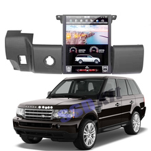 Auto Android Internet Multimedia Navi Für Range Rover Sport RR RRS L320 facelift 2009 ~ 2013 GPS Audio CarPlay 360 vogel Ansicht