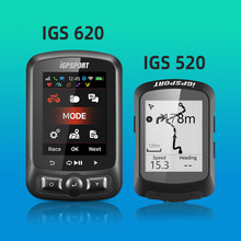 iGPSPORT iGS620 iGS520 GPS with ANT+ Cycling Computer Waterproof Sensors Heart Rate Monitor Riding convenient navigation