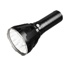 Torcia a LED IMALENT MS18 CREE XHP70 torcia ad alta potenza da 100000 lumen con batteria 21700 ricarica intelligente per la ricerca