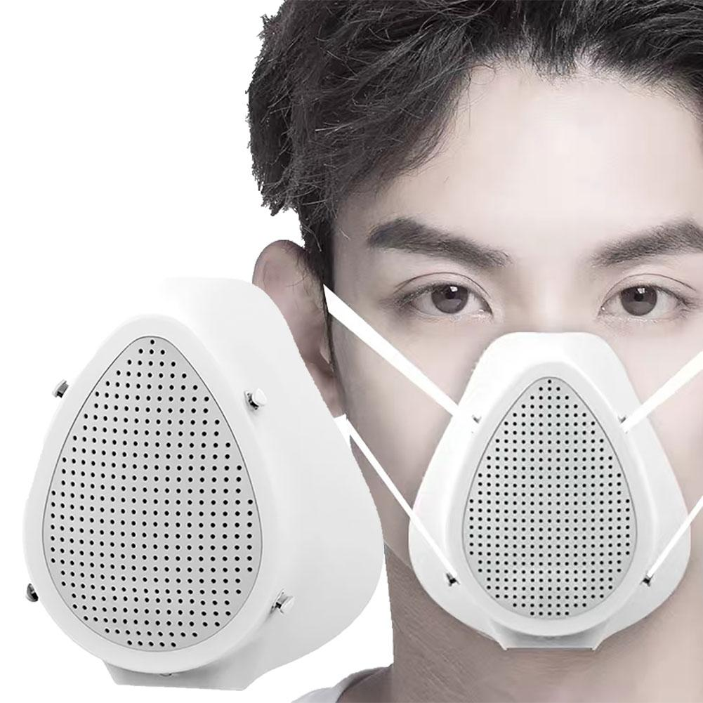 PM2.5 Anti Virus Haze Protective Dustproof Electric Filter Air Purification MaskEffectively Filter Harmful Substances In The Air