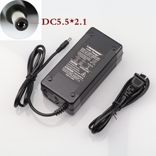 54.6V 3A Battery Charger For 13S 48V Li ion Battery electric bike lithium battery Charger High quality Strong heat dissipation
