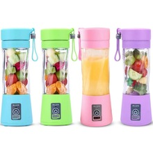 Mini Juicer Mixing-Machine Blender Usb Rechargeable Personal-Size Fruit Multifunction