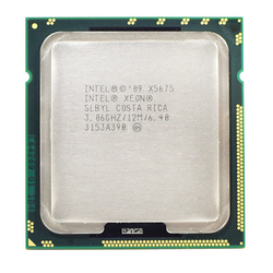 Для ЦП Intel Xeon Six-Core X5675 SLBYL 3,07 GHz 12MB 6.40GT/s Socket LGA1366