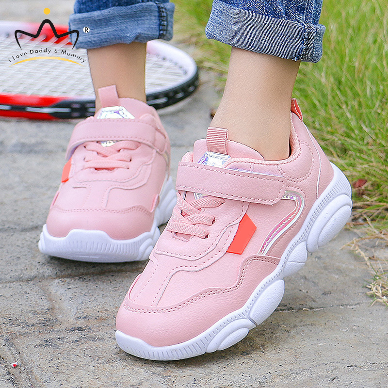 Spring Summer New Kids Shoes Soft Cotton Breathable Children Shoes For Boys Girls Tenis Infantil Girls Shoes