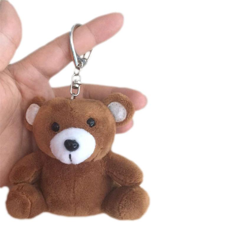 Women's Self-defense Alarm, Wolf Guard, Teddy Bear Alarm, Bag Alarm, Plush Doll