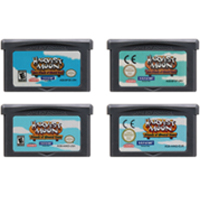 Video Game Cartridge Console Card 32 Bits Harvest Moon Series For Nintendo GBA image