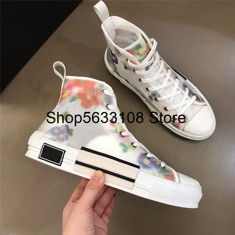 European High Shoes Autumn And Spring 2020 Hot Sell Star Network Red Fashion Women's Shoes Trend Letters Low Shoes High Quality