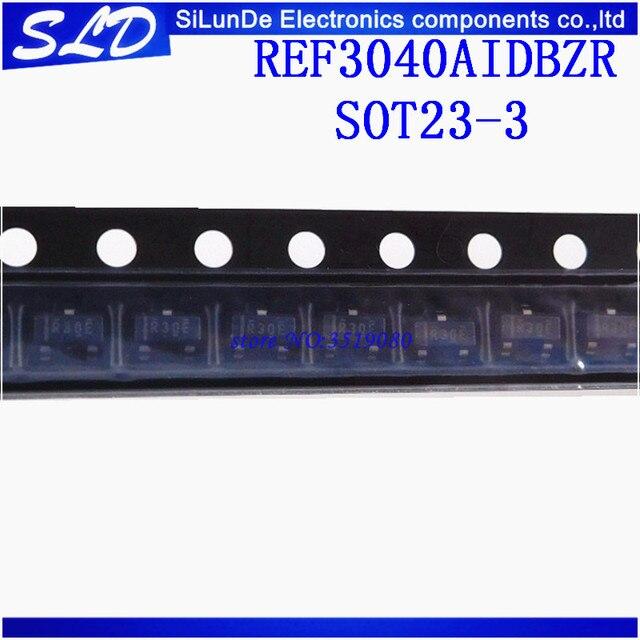شحن مجاني 10 قطعة/الوحدة REF3040AIDBZR سوت 23 REF3040 REF3040AIDBZ R30E جديدة ومبتكرة في المخزون