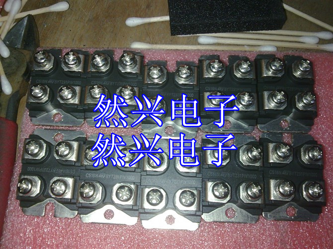 BYT231PIV1000BYT261PI400BYT261PIV600 module--RXDZ