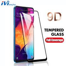 iviLongTail 9D Tempered Glass Film For Samsung Galaxy J2 J4 J5 J6 J8 J7 Full Protector Cover J7 Prime Duo J8 Plus Screen Film(China)