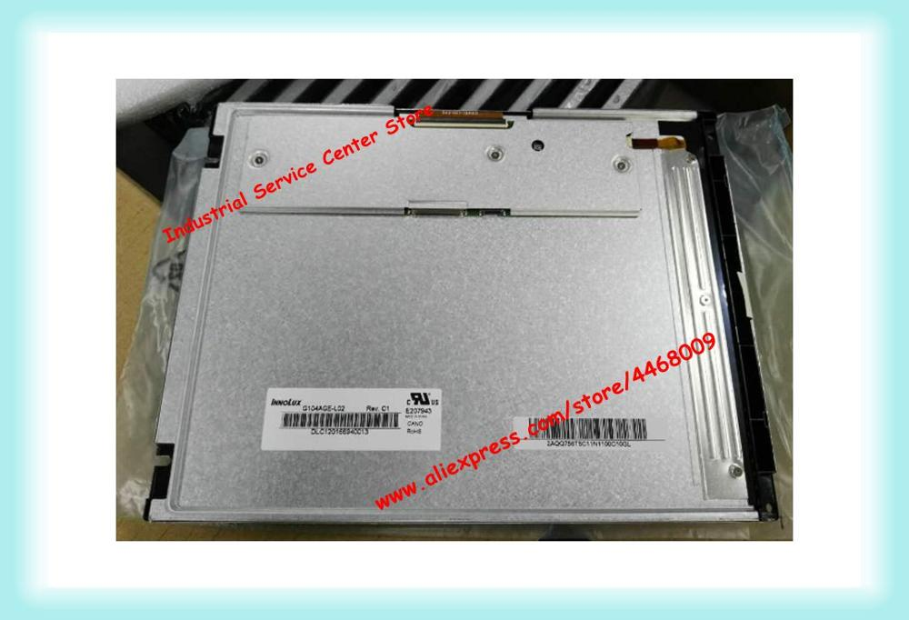 G104AGE-L02 G104AGE L02 G104STN01.0 G104VN01 V0 G104VN01 V1 Lcd Screen Led Panel In Stock Perfect