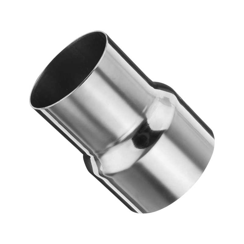 3 inch to 2 5 inch od stainless standard exhaust pipe connector adapter reducer