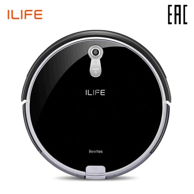 Робот-пылесос ILIFE A8 со сканером помещения
