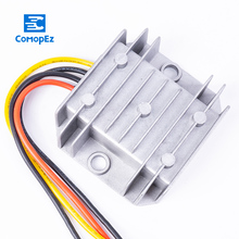 Step Down Converter 20V -60V to 12V 1A 2A 3A Waterproof DC Buck Regulator Voltage Power Converters for Golf Carts