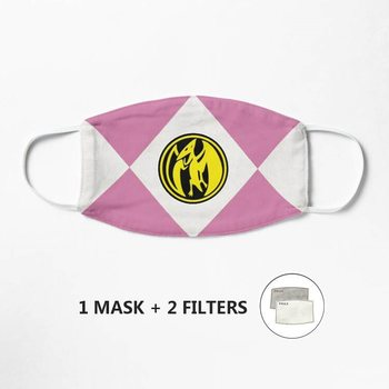 Pterodactyl Dinozord Mask Cotton Mascarilla Funny Face Mouth Mask Hip Hop party Mouth Muffle Respirator image