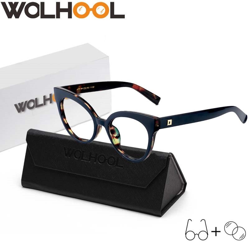 Big Deal Latest Fashion Eyewear Women Frame Retro Optical Glasses Myopia Glasses  Cat Eye Prescription Eyeglasses