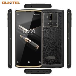"Image 5 - OUKITEL K7 pro 6.0"" 18:9 Screen 10000mAh Battery Smartphone Android 9.0 MT6763 4GB RAM 64GB ROM Fingerprint Oukitel Mobile Phone"