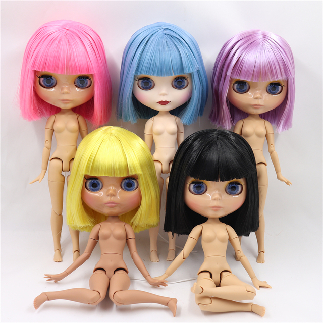 ICY DBS blyth doll bjd toy joint body 1/6 30cm girls gift special offers doll on sale 4