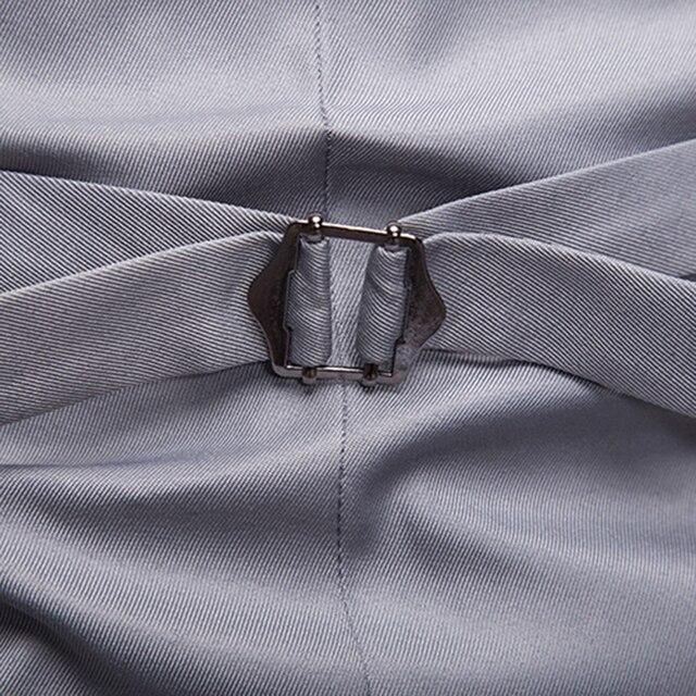 Dress Gilet Per Gli Uomini Slim Si Adatta Mens Del Vestito Della Maglia Maschio Gilet Gilet Homme casual Senza Maniche Formale di Affari Maglia chaleco hombre