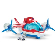 Paw Patrol toys set Air patrol Aircraft Toy dog Robot Dog With Music Action Figures Toy for Children Paw Patrol Birthday Gift patrol management system guard tour patrol system event record guard patrol pad