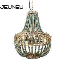 Винтажная Подвесная лампа в стиле ретро лофт деревенском e27