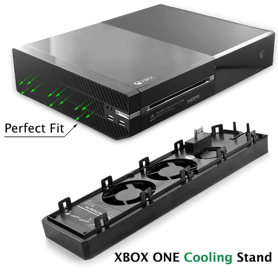 Блок управления вентилятором для X Box Xbox One, портативный вентилятор для охлаждения, 5 в пост. Тока