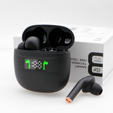2020 New J3 Pro Tws Wireless Bluetooth Headset  Sport Earphone Touch Control Bluetooth 5.2 LED Display Headphone For All Phone