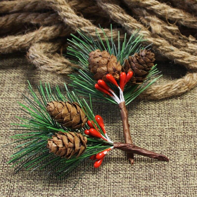Искусственное растение для украшения рождественской елки