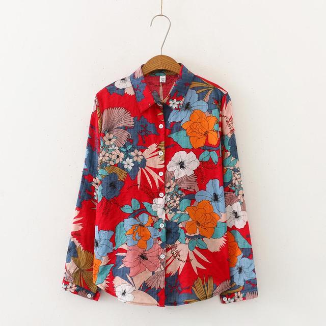 Flower shirts Hawaii shirts 4