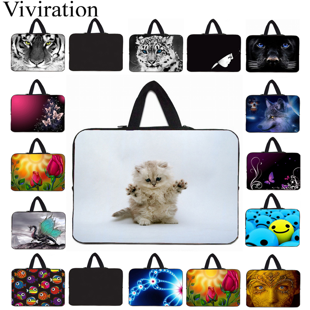 Notebook Bag Shoulder Bags Tablet 10.1 12.1 13.3 14 15.6 17 Chromebook Briefcase