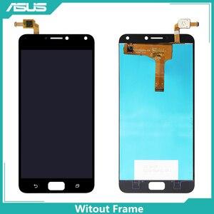 Image 3 - Оригинальный 5,5 экран Asus для Asus Zenfone 4 Max ZC554KL, ЖК дисплей, сенсорный экран ZC554KL LCD X001D, дигитайзер, запасные части