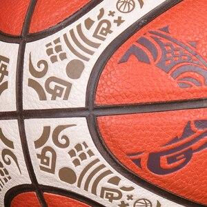 Image 5 - Molten Palla Da Basket Originale B7G3100 M9C Size7 Replica DELLUNITÀ di ELABORAZIONE Universale di Formazione Concorrenza Autentico Basket baloncesto