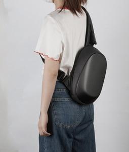 Image 2 - Youpin tajezzo concha peito sacos anti roubo sling saco à prova dwaterproof água mochila lazer esportes sacos de ombro pacote de peito para homens