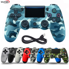 For Wireless Dualshock 4 Controller for SONY PlayStation 4 Wired PS4 Controller Gamepad