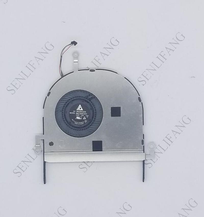 FOR Original ASUS Lingyi B9440 Fan B9440U Fan B9440UA Cooling Fan NC55C01-17E01