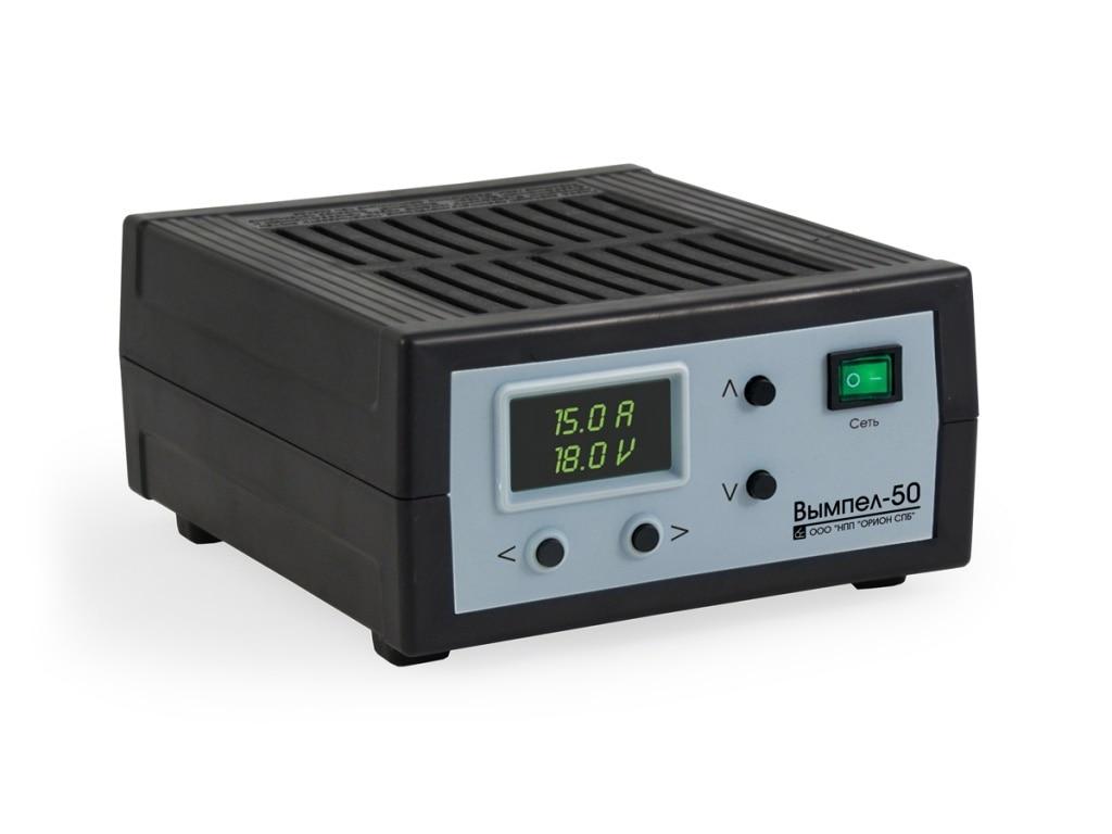 Зарядно предпусковое устройство ВЫМПЕЛ 50 (6 12В, 15A)|Пусковое устройство| | АлиЭкспресс