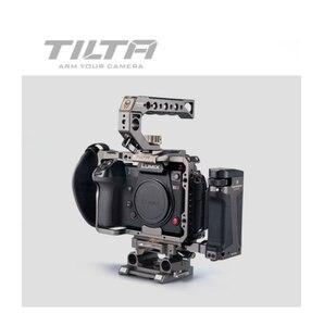 Image 4 - Tilta Panasonic LUMIX S1H/S1/S1R Camra käfig zubehör volle käfig top griff grundplatte rekord kabel HDMI Kabel TA T38 FCC G