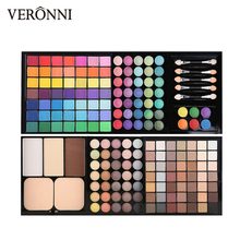 177pcs/set Makeup set including Lipgloss, blush,contour,concealer,Eyeshadow, Eye