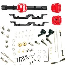 MN Model 1:12 D90 D91 4x4 Front Rear RC Car Spare Parts Upgrade Metal Axle Housing Replacement Accessories