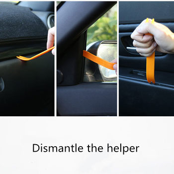 Car Styling Audio Door Removal Tool for BMW G30 E53 E60 E61 E63 E65 E81 E82 E83 E87 E90 E91 E70 G20 F30 F20 X5 M5 M Accessories image