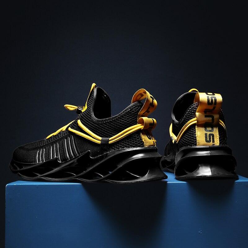 Chaussures homme baskets été baskets Zapatillas Deportivas Hombre chaussures décontractées respirantes baskets confortables homme Tenis Masculino