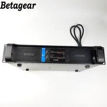 Betagear профессиональный усилитель 2350 Вт x2 канальный усилитель мощности сабвуфер 14000q профессиональный сценический аудио усилитель мощности