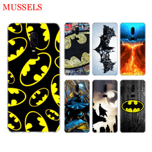 Batman Superhero Phone Back Case for OnePlus 7 Pro 6 6T 5 5T 3 3T 7Pro Art Gift Patterned Customized Cover Coque Capa